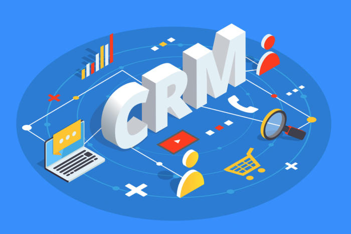 CRM lien quan Salesforce nhu the nao